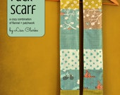 Charm Pack Scarf Sewing Pattern and Tutorial