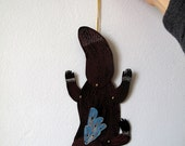 Percival the Platypus Articulated Decoration  / Hinged Beasts Series