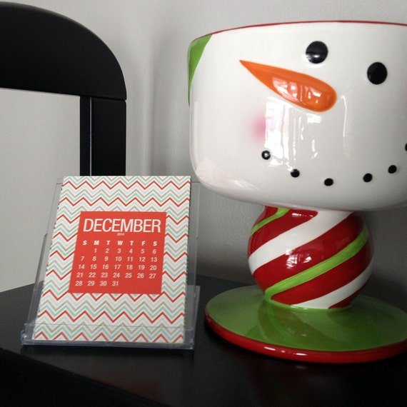 https://www.etsy.com/listing/171620290/2014-postcards-desk-calendar-with-stand