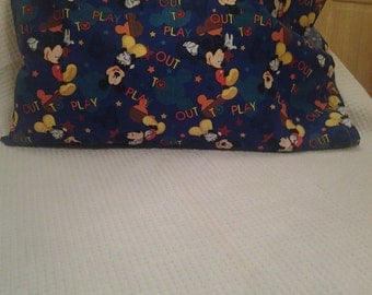 Mickey Mouse (Out to Play) Travel Pillow