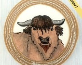 Merit Badge for 'being strong as an ox'