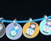 MATRYOSHKA lacework stitchmarkers for KNITTERS
