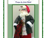 Olde St Nick Plump and Jolly E-Pattern