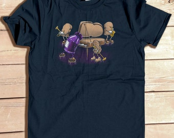 Jelly's Last Jam a Peanut Butter and Jelly Tshirt funny food PB&J
