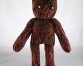 Cuddly Plush Tree Alien