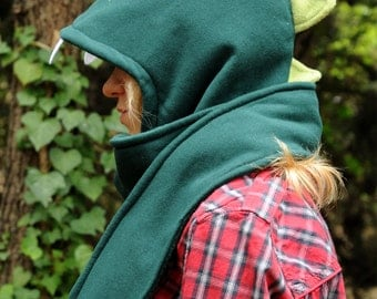 CHILD - Last Units - Dinosaur Hooded Scarf