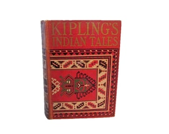 Kipling's Indian Tales - Oriental edition - 1899
