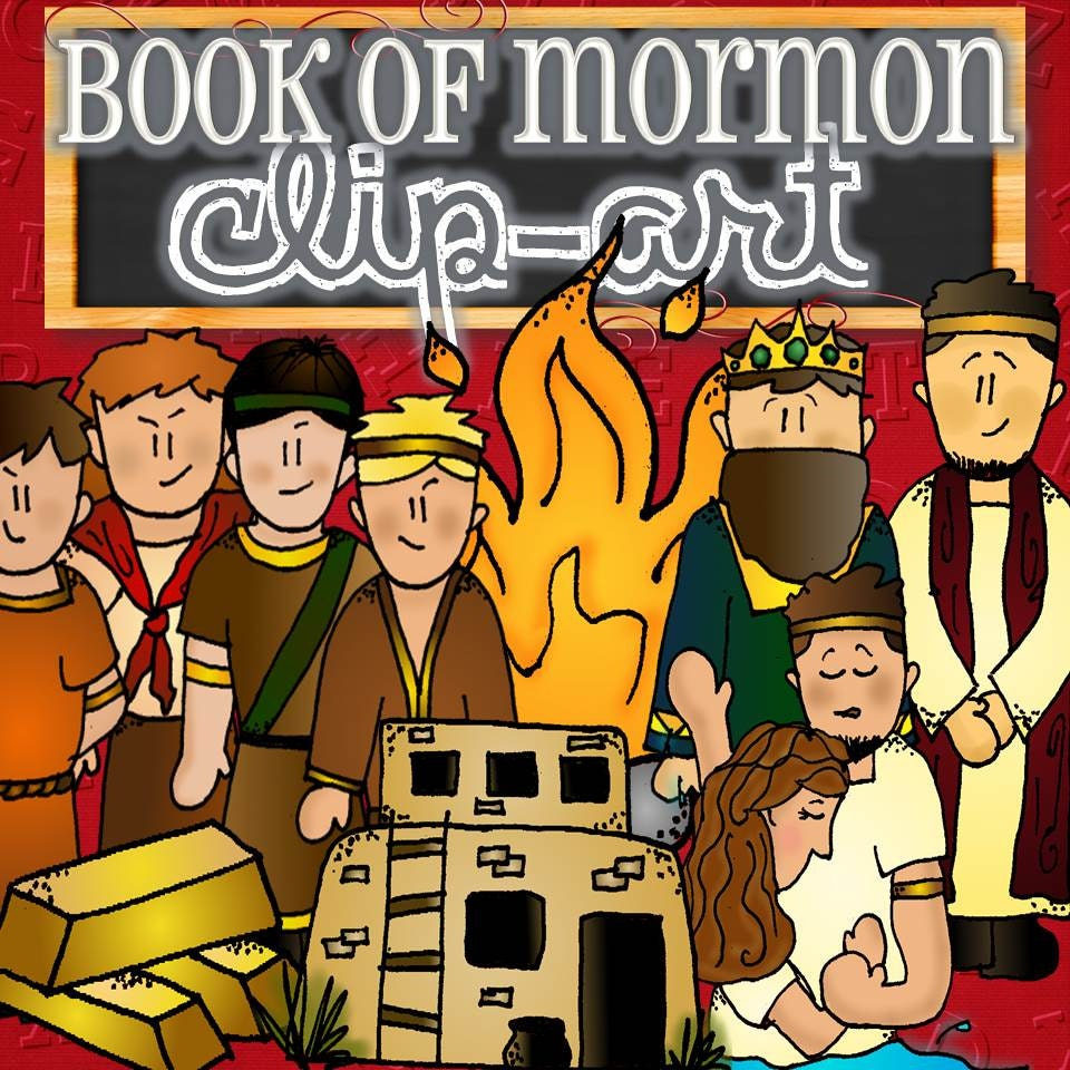 clipart of the book of mormon - photo #24
