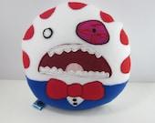 Adventure Time Plush - Zombie Peppermint Butler Pillow
