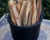 PALO SANTO Sacred Holy Wood for Aromatic Incense, Tea, Herbal and Shamanic Blends, Cleansing, Purifying, Smudging