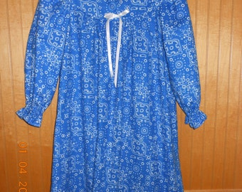 size 4 girls nightgown
