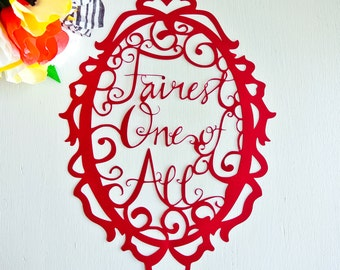 Fairest One of All | Art Cutout