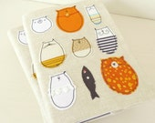 Cat Notebook : Lovely Stella A5 Notebook