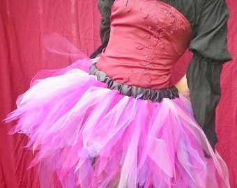Tutu Gown for Prom, Wedding, Ball, Cosplay, Convention, Fantasy, Renaissance,