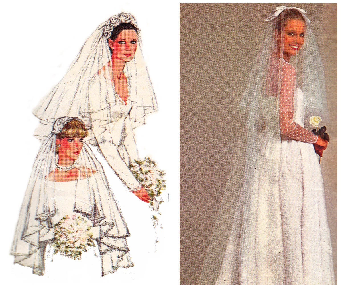 Wedding Veils And Headpieces Patterns