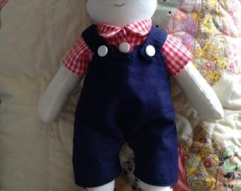 Dustin - The Interactive Soft Boy Doll