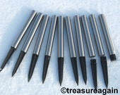 Solar Light Replacement Stakes BULK Stainless Steel Stakes, Supply for Garden Decor, Crafts, Wind Chimes, Insulators