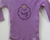 Lumpy Space Princess Baby Onesie