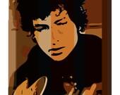 Bob Dylan Poster