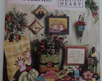 Quilting Book Easy Does It for Friends  Art to Heart