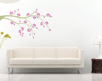 Late Bloomer - Vinyl Wall Decals