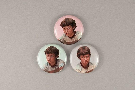 """1"""" Sam Weir buttons"""