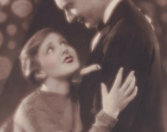 Romance in Soft Focus, by J. Mandel, circa 1930s