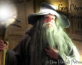 GREY PILGRIM Perfume Oil: Inspired by The Hobbit, Lord of the Rings, moss, woods, stone, cedar, leather, water, Silmarillion