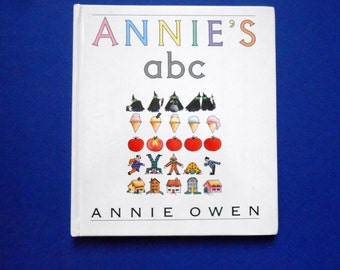 Annie's ABC, a Vintage Children's Alphabet Book