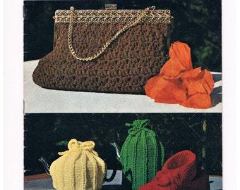 Nylon Ribbon Knit & Crochet by Myart - Book 6