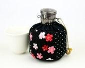 Sakura Sake Bottle Purse (Shoulder Bag)