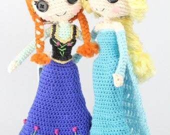 PATTERN: Lambie Amigurumi Doll by epickawaii on Etsy
