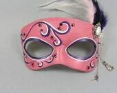 Cheshire Cat Masquerade Mask