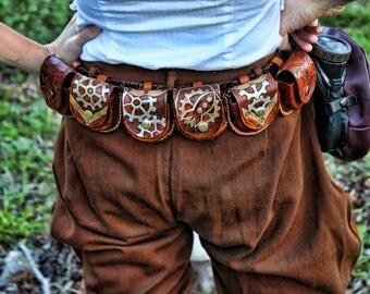 Custom Leather Pocket Watch Cases - Custom Options - Made to Order - Handmade