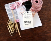 Exclusive Stamp - Hello Beautiful