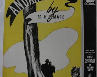 Andantino Hawaiian Guitar solo by Ed. H. Lemare