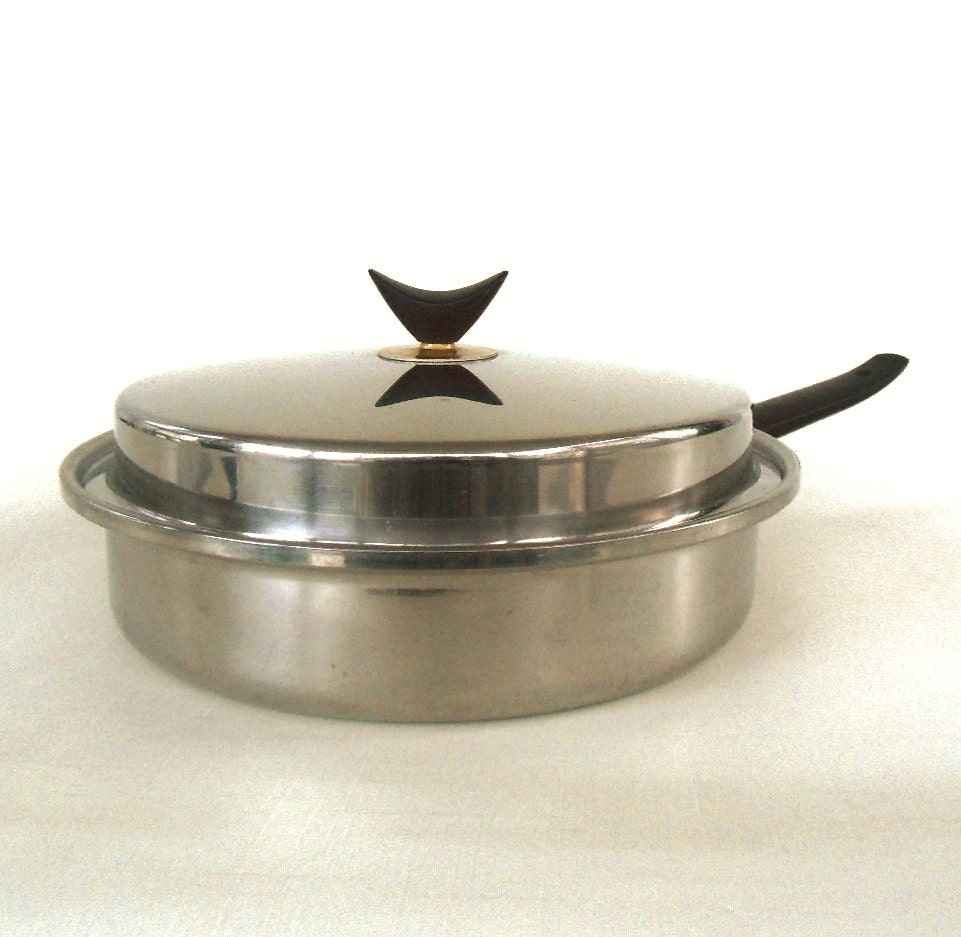 Wonder Ware Cookware Skillet 10 Frying Pan Manganese