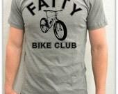 Fat Bike T-Shirt -Fat Bike-Mountain Bike-Fatty Bike Club- Bike T-Shirt-Bike Gift