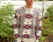Incredibly Sweet Vintage Sweater - St Johns Bay - L(42-44)