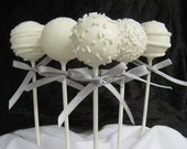 First Communion Favors: First Communion Cake Pops Made to Order First Holy Communion, 1 dozen