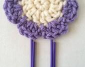 crochet bookmark teacher appreciation gift bookmark