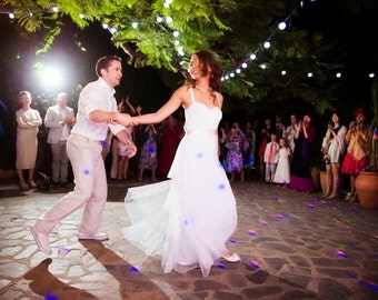 Boho Wedding Dress Tulle Wedding Dress Lace Wedding Dress Backless Wedding dress Sweetheart Wedding Dress Paulastudio Wedding Dress