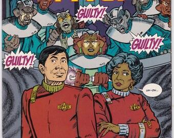 Star Trek Original Series Number 31 April May 1992 Comics