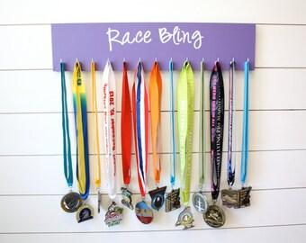 Race Medal Holder - Race Bling - Large