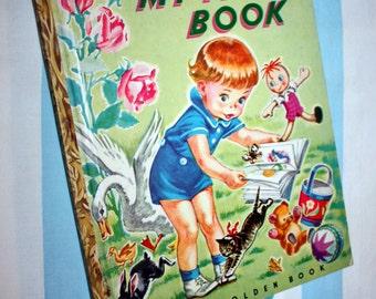 My First Book, 1942, Little Golden Book