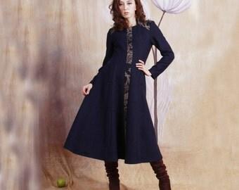 wool dress winter long dress wool maxi dress wool jacket wool coat