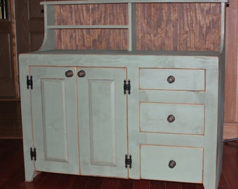 Sideboard, Buffet,  FREE SHIPPING, Country, Shabby Chic, Distressed