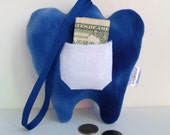 Tooth Fairy Pillow -- Blue
