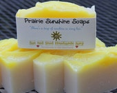 Sun and Sand Handmade Soap