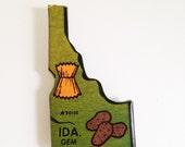 Upcycled magnet Idaho United States